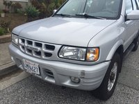 Picture of 2000 Isuzu Rodeo LSE 4WD, exterior