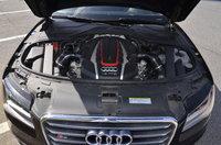 Picture of 2013 Audi S8 4.0T Quattro, engine