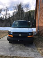 Picture of 2014 Chevrolet Express Cargo 2500 Ext., exterior