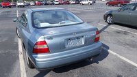 1995 Honda Accord Coupe Overview
