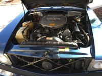 Picture of 1985 Mercedes-Benz SL-Class 380SL, engine