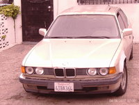 Picture of 1988 BMW 7 Series 735i RWD, exterior, gallery_worthy