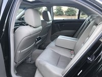 Picture of 2011 Acura RL SH-AWD with Technology Package, interior, gallery_worthy