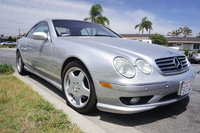 2001 Mercedes-Benz CL-Class Picture Gallery