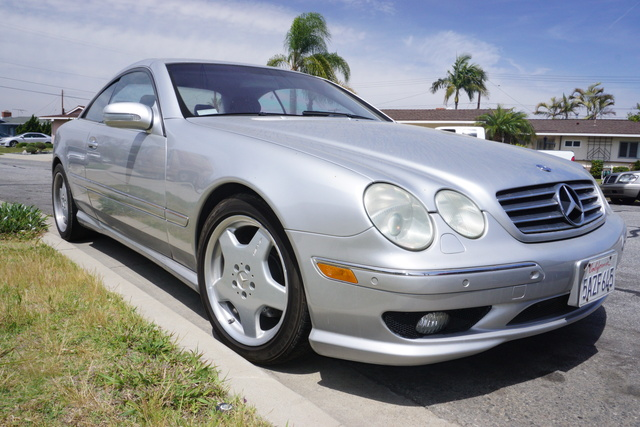 Picture of 2001 Mercedes-Benz CL-Class CL 500 Coupe