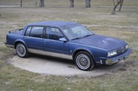 Picture of 1990 Oldsmobile Ninety-Eight 4 Dr Regency Brougham Sedan, exterior