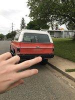 Picture of 1976 Chevrolet Blazer, exterior