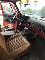 Picture of 1976 Chevrolet Blazer, interior