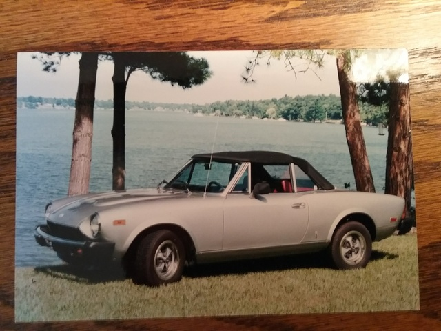 Picture of 1979 FIAT 124 Spider