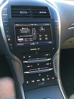 Picture of 2015 Lincoln MKZ V6, interior