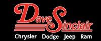 Dave Sinclair Chrysler Dodge Jeep Ram logo