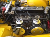 Picture of 1974 Triumph TR6, engine, gallery_worthy