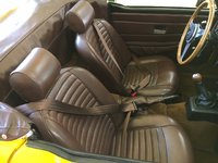 Picture of 1974 Triumph TR6, interior