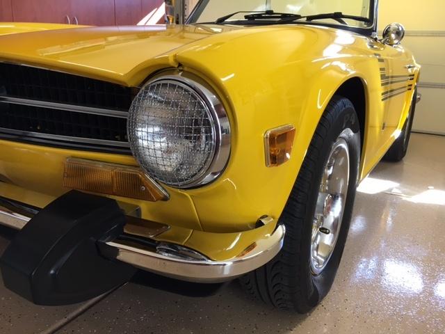 Picture of 1974 Triumph TR6