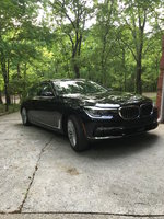 Picture of 2016 BMW 7 Series 740i, exterior