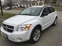2011 Dodge Caliber Overview