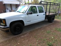 Picture of 1996 GMC Sierra 3500 4 Dr C3500 SL Crew Cab LB, exterior, gallery_worthy