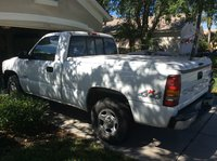 Picture of 2003 Chevrolet Silverado 1500 SS 4 Dr STD AWD Extended Cab SB, exterior