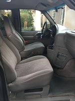 Picture of 2004 GMC Safari 3 Dr STD Passenger Van Extended, interior