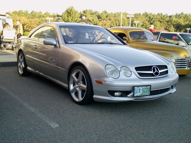 2001 mercedes benz cl class pictures cargurus. Black Bedroom Furniture Sets. Home Design Ideas