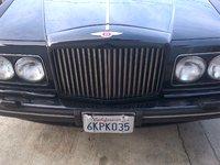 1990 Bentley Turbo R Overview