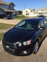 Picture of 2015 Chevrolet Sonic LTZ Hatchback, exterior