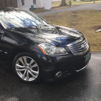 Picture of 2009 INFINITI M45 x AWD, exterior, gallery_worthy