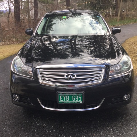 Picture of 2009 INFINITI M45 x AWD
