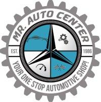 Mr Auto logo