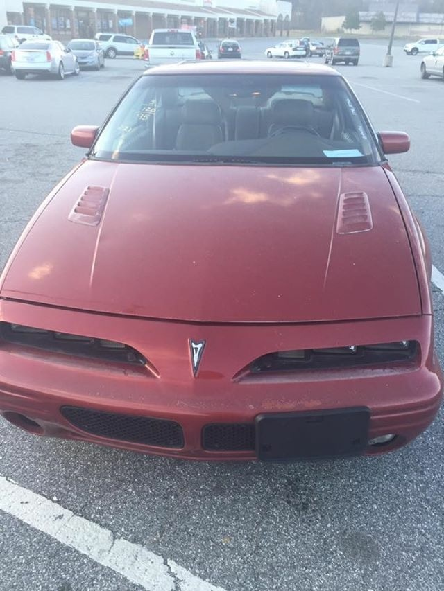 1995 Chrysler Concorde Problems - Picture Of Pontiac Grand Prix Dr Gtp Coupe Exterior - 1995 Chrysler Concorde Problems