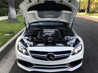 Picture of 2017 Mercedes-Benz C-Class C 63 S AMG Coupe, engine