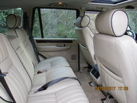 Picture of 2000 Land Rover Range Rover County, interior