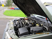 Picture of 2000 Land Rover Range Rover County, engine