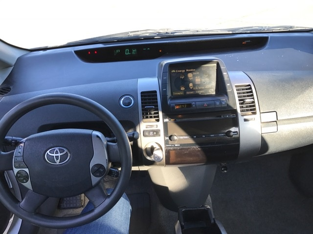 Picture Of 2009 Toyota Prius, Interior, Gallery_worthy