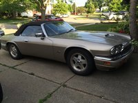 Picture of 1995 Jaguar XJ-Series XJS Convertible, exterior