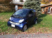 2007 smart fortwo Hatchback, 2006 Diesel CDI Smart Car, exterior