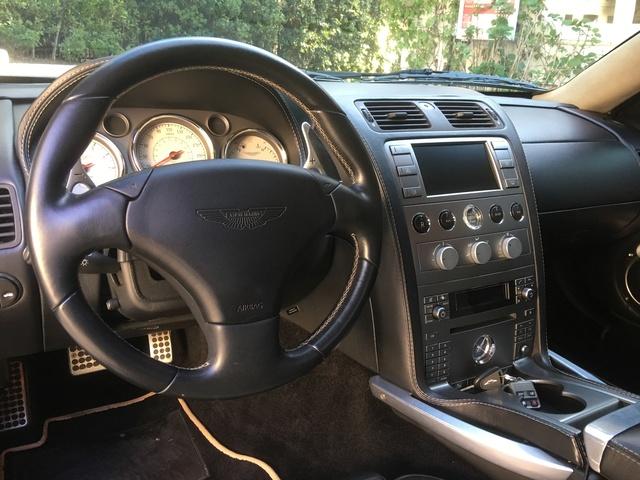 Aston Martin V Vanquish Interior Pictures CarGurus - 2006 aston martin vanquish
