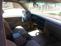 Picture of 1997 Toyota T100 2 Dr SR5 Extended Cab SB, interior