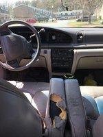 Picture of 1997 Lincoln Continental 4 Dr STD Sedan, interior