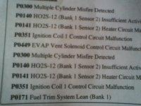 Chevrolet Silverado 1500 Questions - I recently change my O2