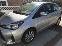 Picture of 2016 Toyota Yaris LE 2dr Hatchback, exterior