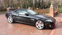 Picture of 2015 Jaguar XK-Series XKR Convertible, exterior, gallery_worthy