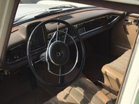 Picture of 1968 Mercedes-Benz 220, interior, gallery_worthy