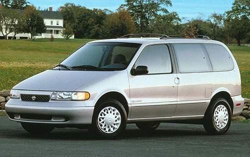 Picture of 1996 Nissan Quest 3 Dr GXE Passenger Van