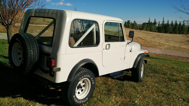Picture of 1981 Jeep CJ7