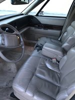 Picture of 1997 Buick LeSabre Custom, interior