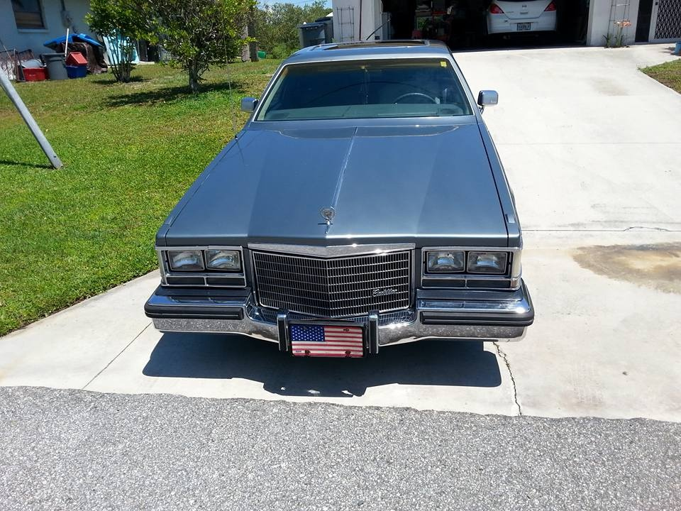 Cadillac Deville Questions 1985 Cadillac Seville Elegante How To