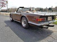 1972 Triumph TR6 Picture Gallery