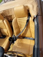 Picture of 1972 Triumph TR6, interior
