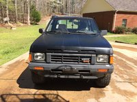 1986 Nissan Pickup Picture Gallery